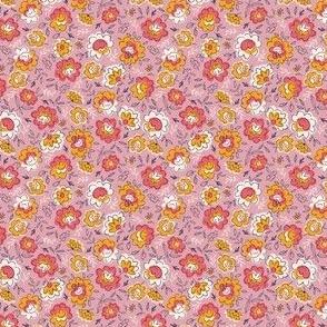 Petit Fleurs rose