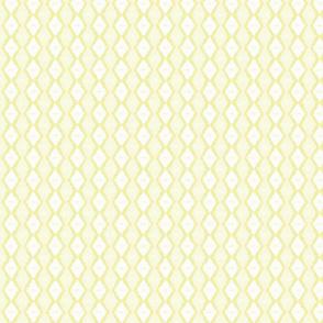 Diamond Stripe - Sunshine