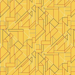 Building Blocks Yellow medium