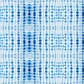 Indigo Lines Tie Dye