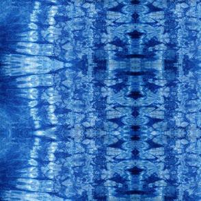 Indigo Water Tie Dye