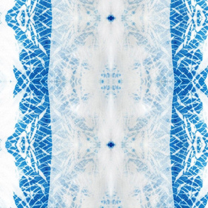 Indigo Bamboo Tie Dye