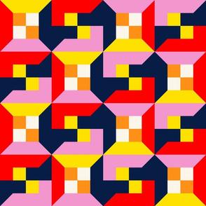 Geometric Octogons