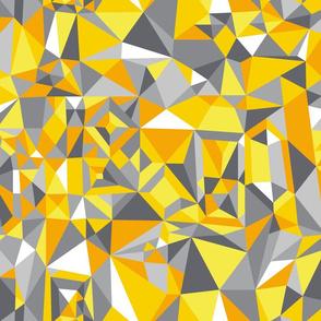 Geo Playground {Yellow/Grey}