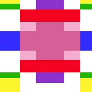 RainbowColorBlocking