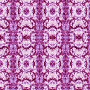 Mini Violet Tie Dye