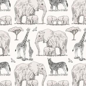 safari sepia