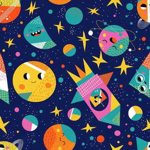 Universe super heroes