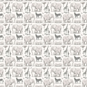safari sepia 4 inch