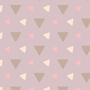 Floating triangle