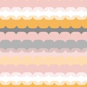 Stripe Scallop_Woodland