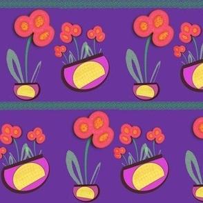 Purple Heart Cut Flowers