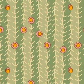 Saltwater Stripe Sage