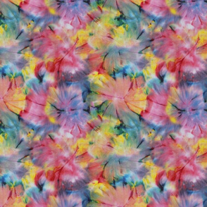 Tie Dye  for Spoonflower contest