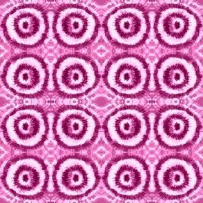 Tie-Dye Pink Ripples