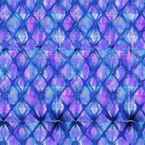 Tie-Dye Mermaid Scales