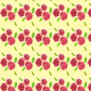 Spring vintage Roses