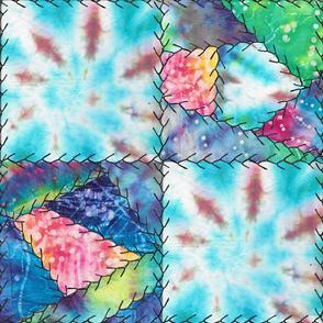 It's Crazy Quilt, Man by Shari Lynn's Stitches