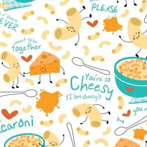 Mac n Cheese Please - medium
