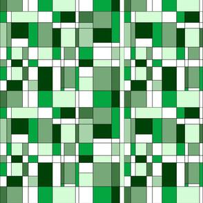 Mondrian Green 150