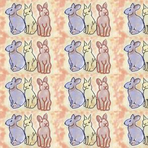 Rabbit Trio (Children's)