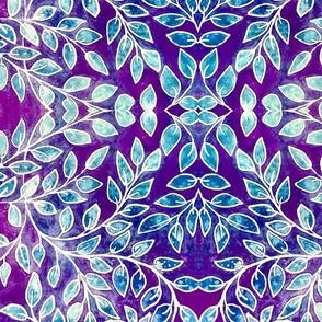 Tie-dyed Vines