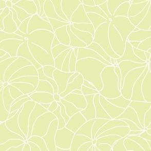 Lotus, Lily Pads Blender green