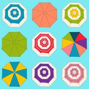 Beach Umbrellas- large