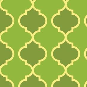 Quatrafoil blender green