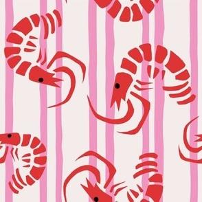 Papercut Shrimp