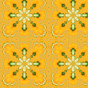 Sunflower fractal