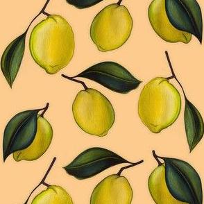 Lemonpattern Peach Small