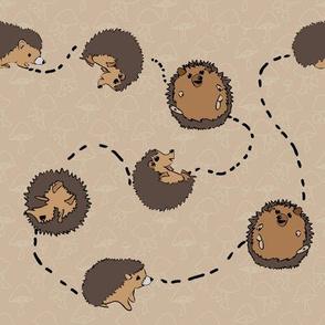 Rumble tumble Hedgehogs