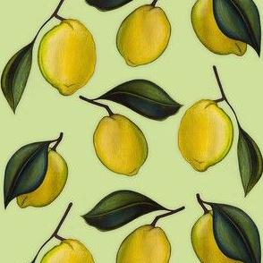 Lemonpattern Green Small