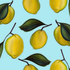 Lemonpattern Mint Large