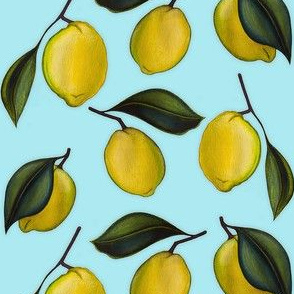 Lemonpattern Mint Small