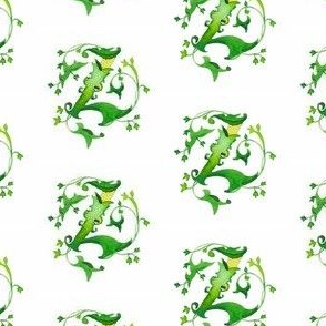 cestlaviv_decorative_Z_green