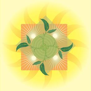 Emergence - Sunshine Background