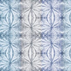 Tie Dye Ombre Blues