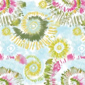 Spring Tie-Dye