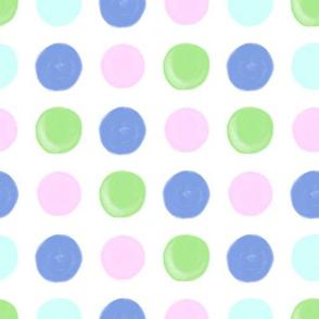 Lotsa Dots Pastels