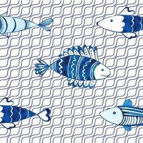 Wacky Fish