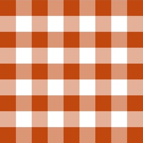 Country red medium plaid