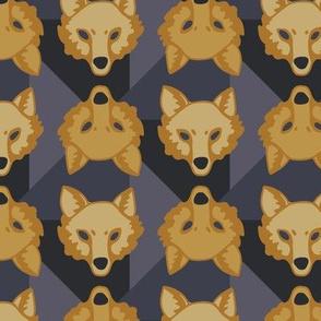 Diamond Foxes
