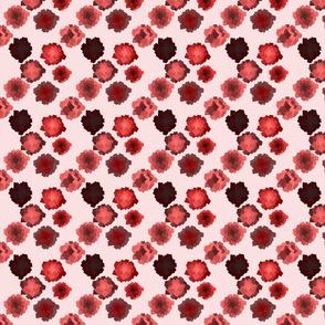 cubist roses