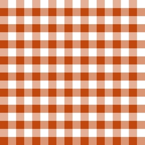 Country red small plaid