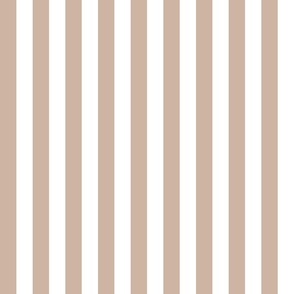 Country beige small stripe