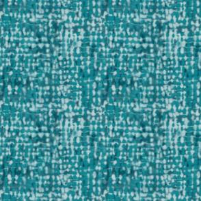 Tie Dye Shimmer Blue Greens