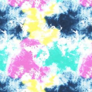 Unicorn tie dye