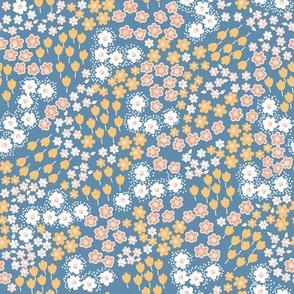 New Ditsy Flowers- springtime